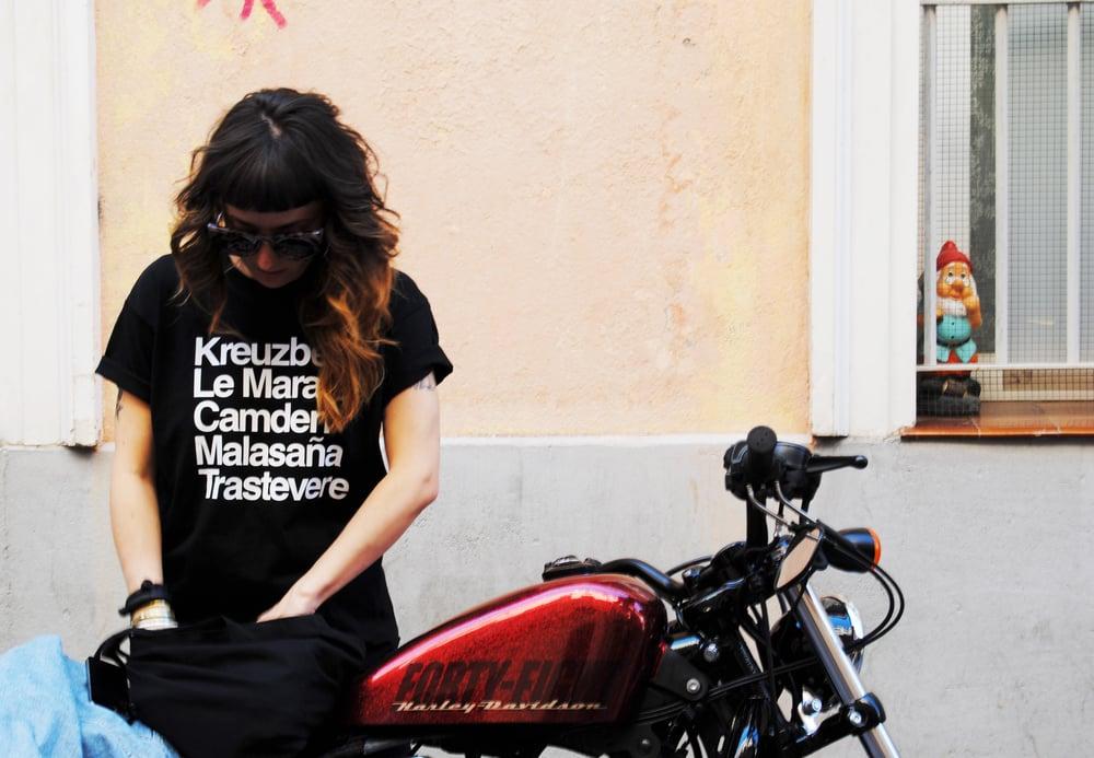 Image of Camiseta Barrios