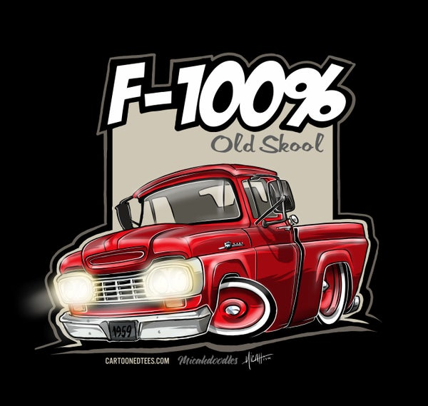 Image of '59 F100% Fleetside Rid