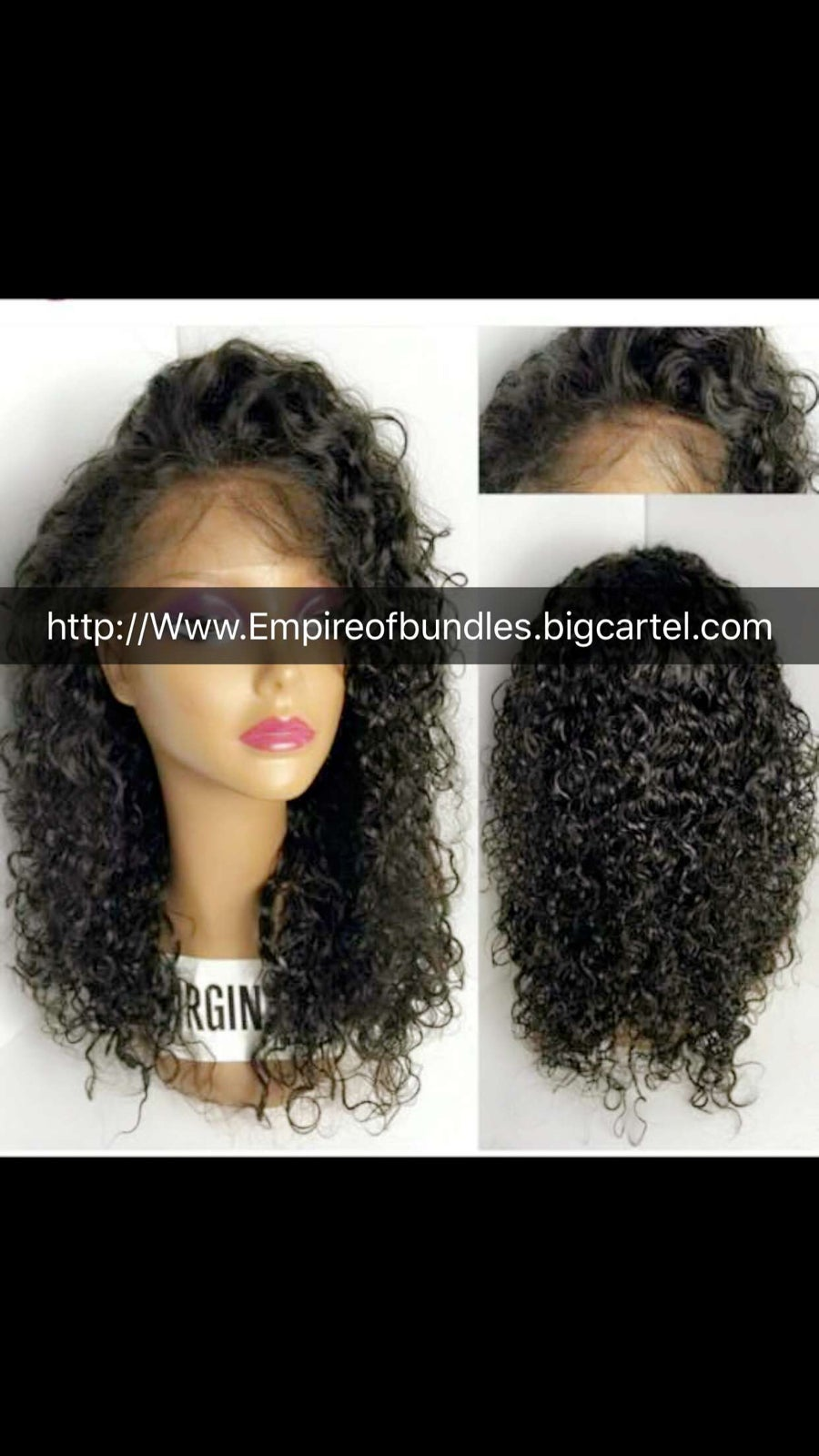 Image of Tropical twist lace front 11A