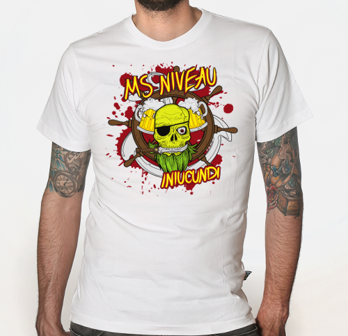 Image of MS Niveau  T-Shirt