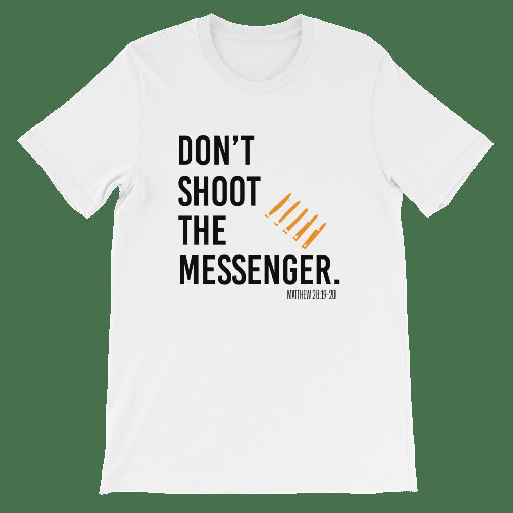 don t shoot the messenger Shoot the messenger stars elyse levesque, lyriq bent, lucas bryant and  all  new #shootthemessenger tonight 12a/11c on @wgnamerica  .