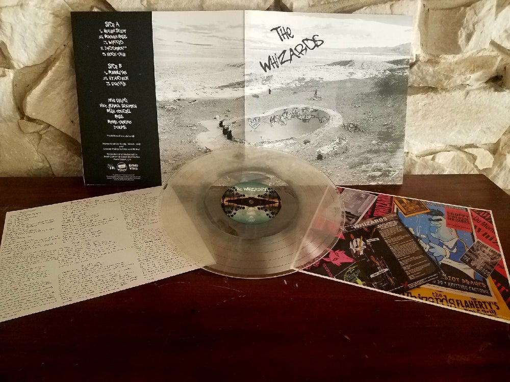 Image of The Whizards self titled LP limited to 90