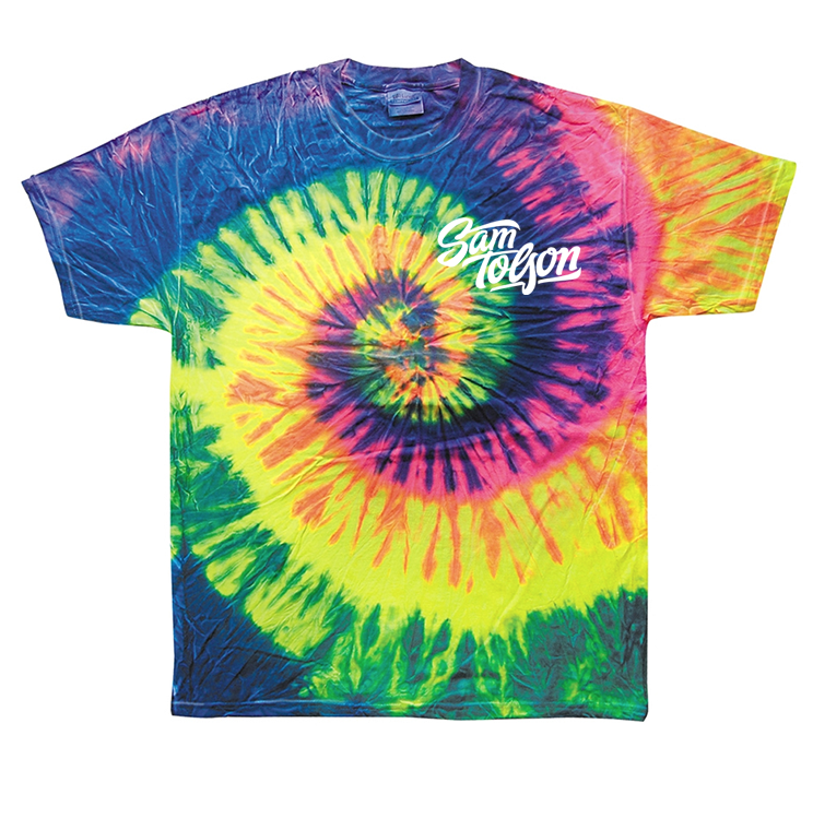 Image of Tie-Dye :: Edition One of The Vintage Collection T-Shirt