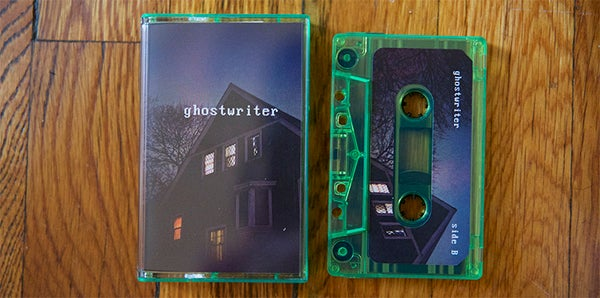 Image of Ghostwriter EP