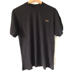Image of Vetememes Black Staff Tee
