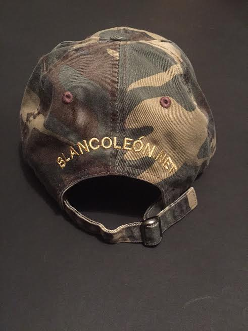 "Image of León ""Dad"" Hat (Camo)"