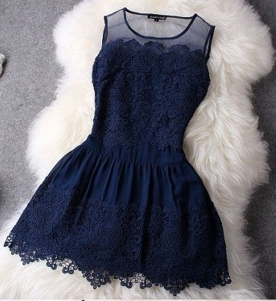 Lace Short Homecoming Dresses, Summer Dresses 2017, Graduation Dresses