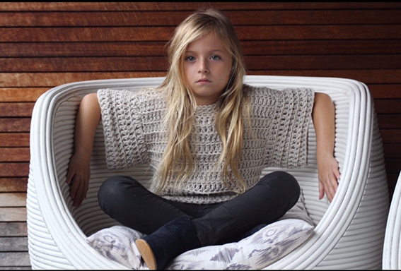 Image of ZIGGY MINI SLOUCH JUMPER