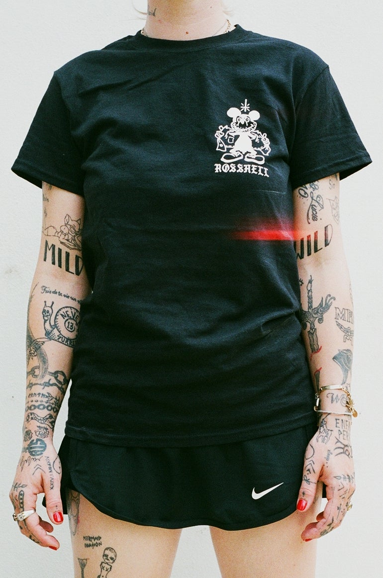 Image of black MICKEY T