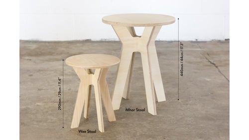 Image of The Wee Stool