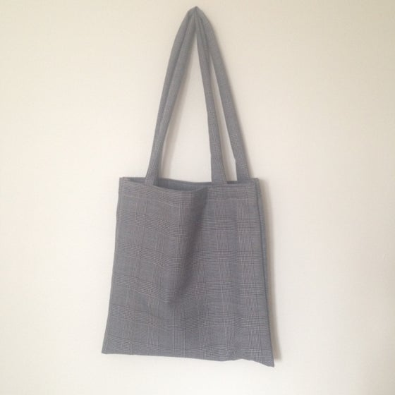 Image of The Dogtooth Tote
