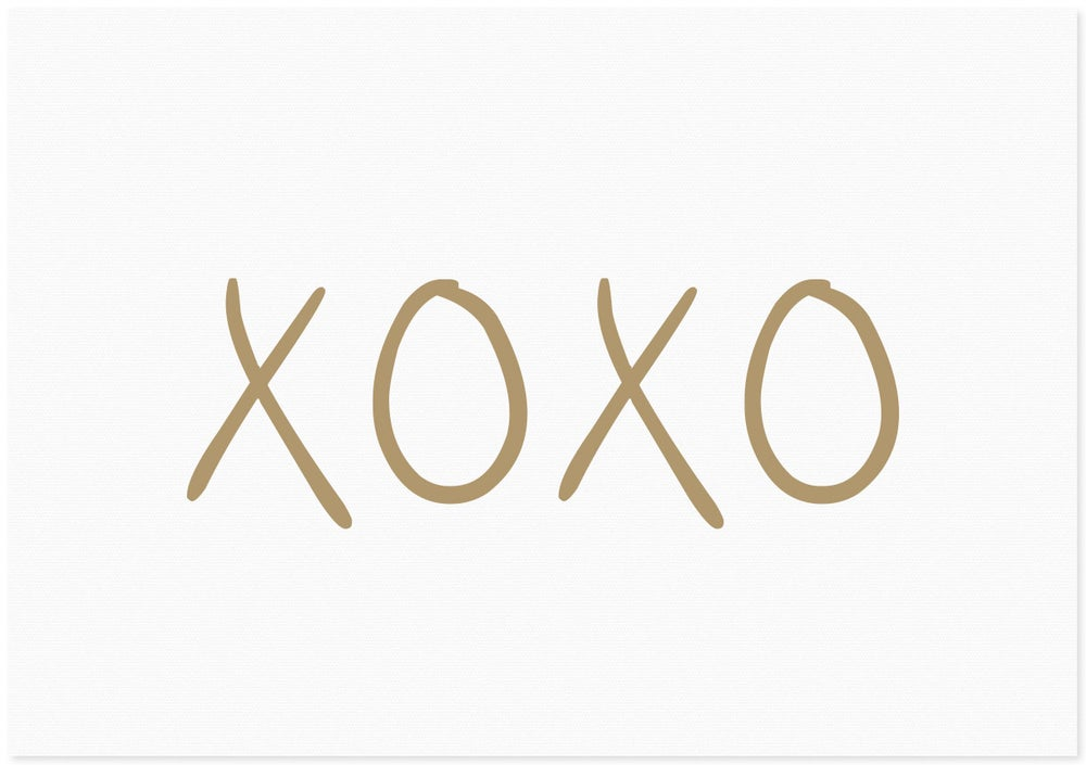 Image of xoxo