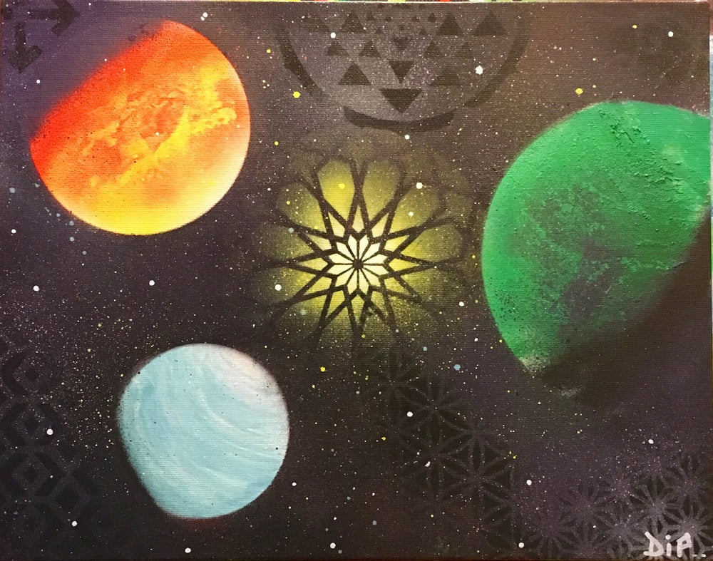 Image of Planetary Peace