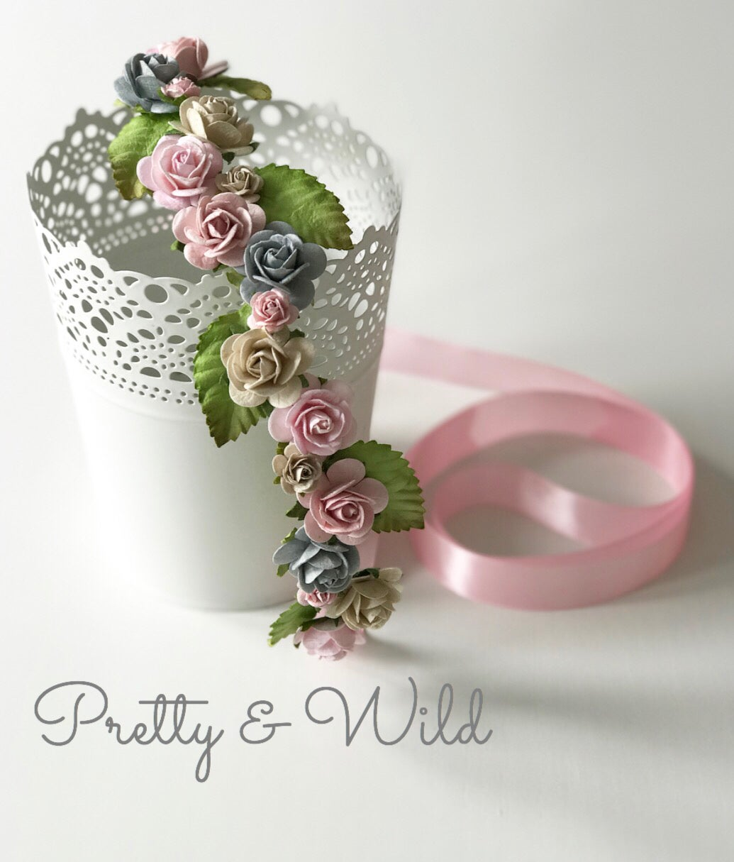 Image of PRETTY & WILD CROWN