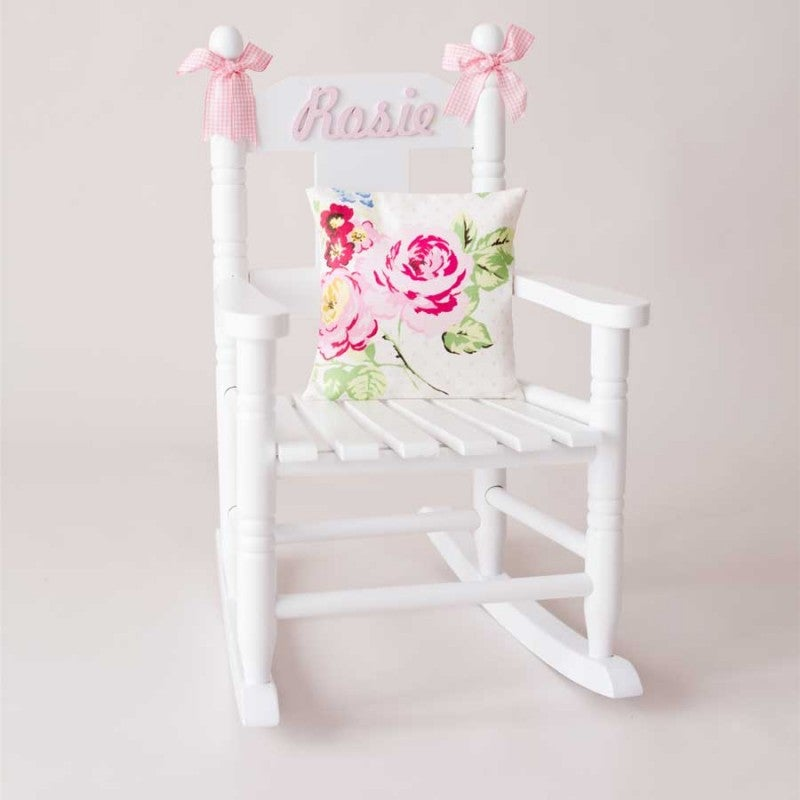 Image of Personalised Rocking Chair