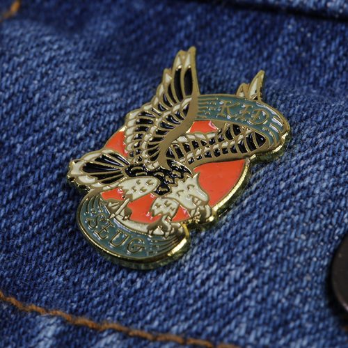 Image of Eagle Enamel Pins