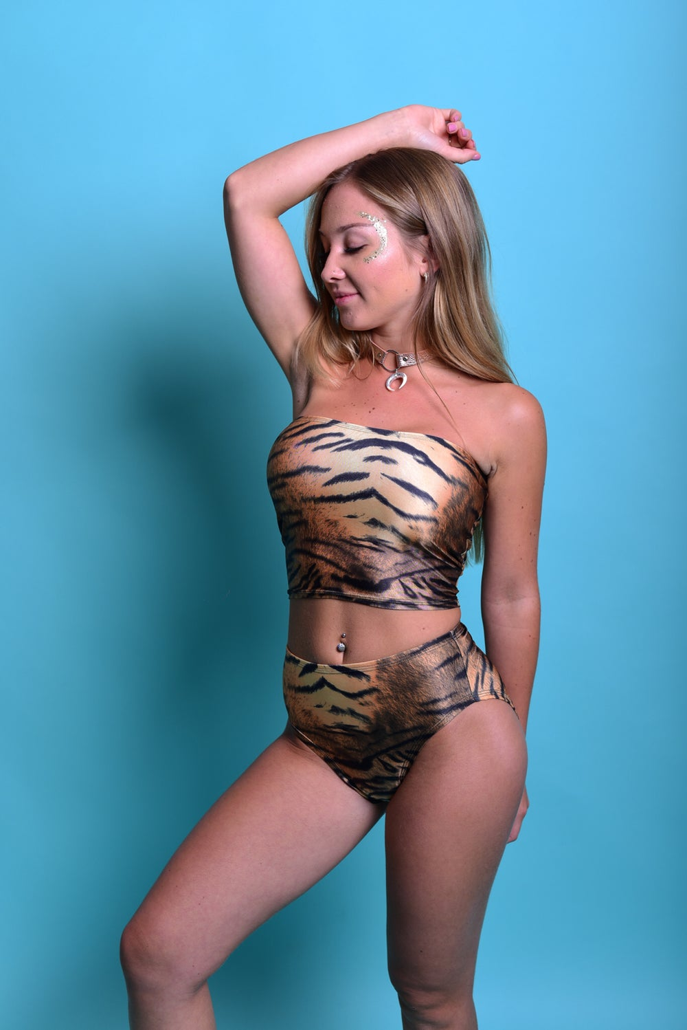 Image of Wild Cat Tube Top