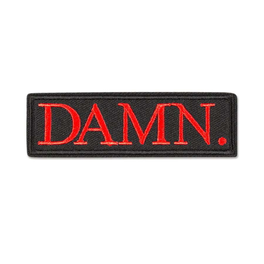 Image of DAMN. Patch