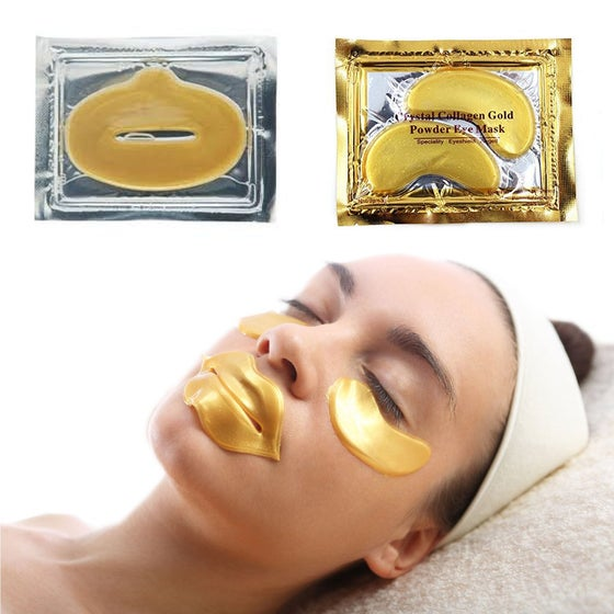 Image of Under Eye and Lip Mask Kit