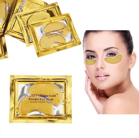 Image of 3 Gold Bio Collagen Eye Masks