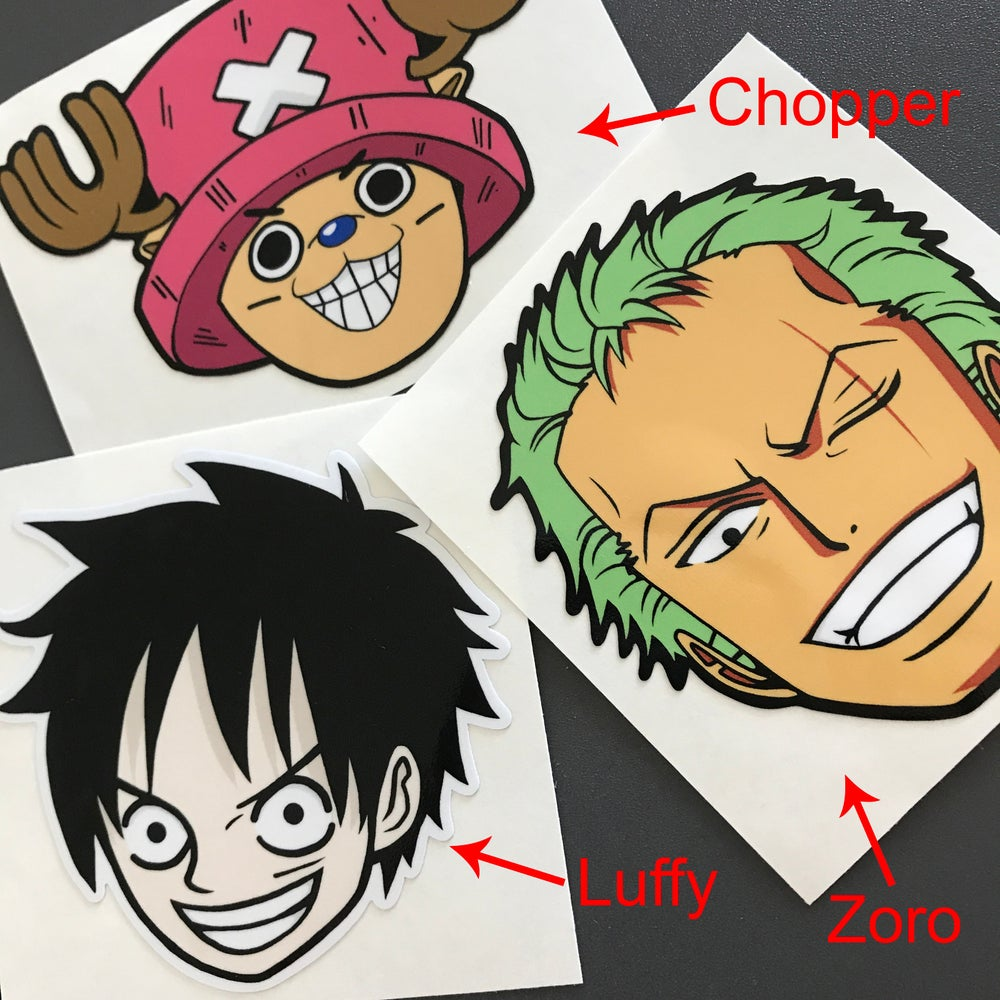 Image of One Piece Peekers