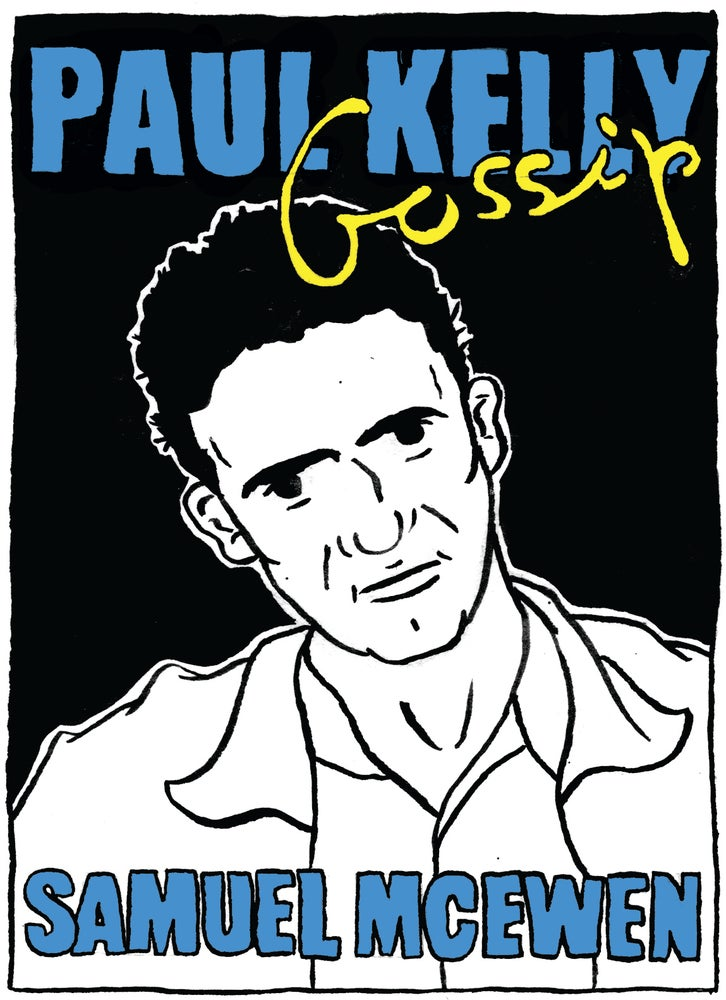Image of Paul Kelly Mini-Comic
