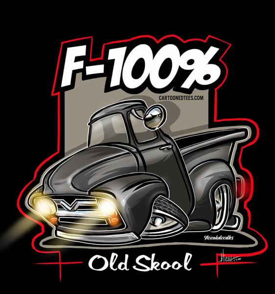 Image of '53 F100% black