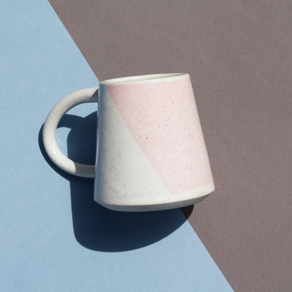 Image of Pink Ribbon Mug