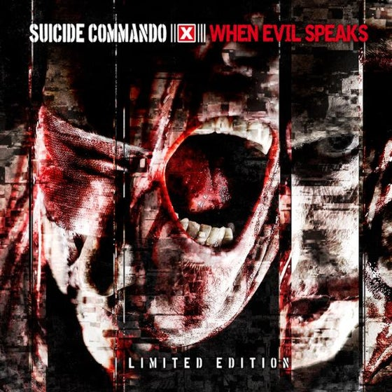 Image of When Evil speaks (CD + Limited CD)