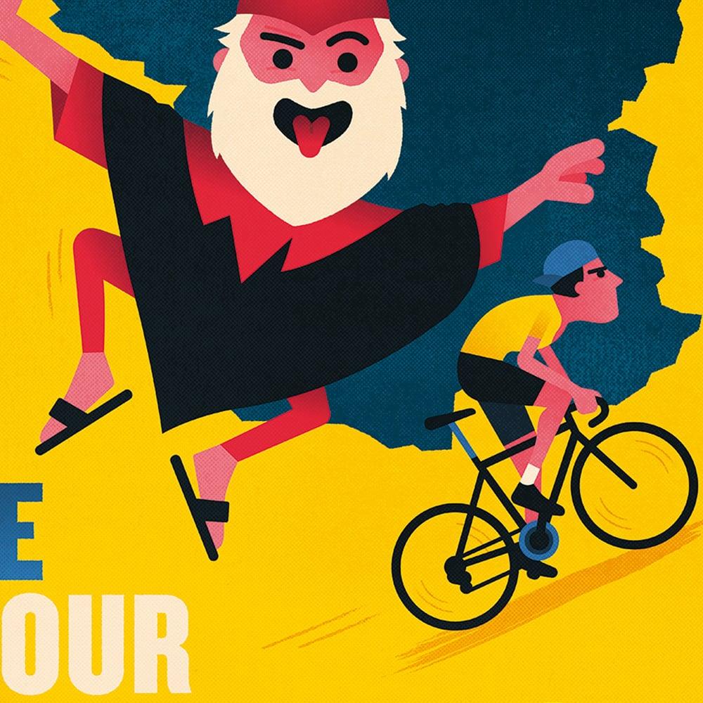 Image of The Devil of the Tour de France