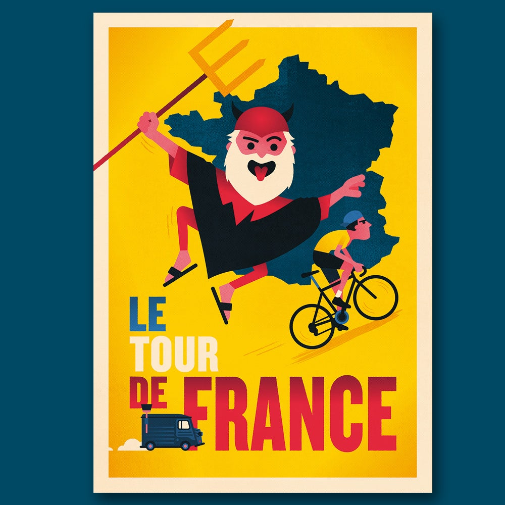 Image of The Devil of the Tour de France