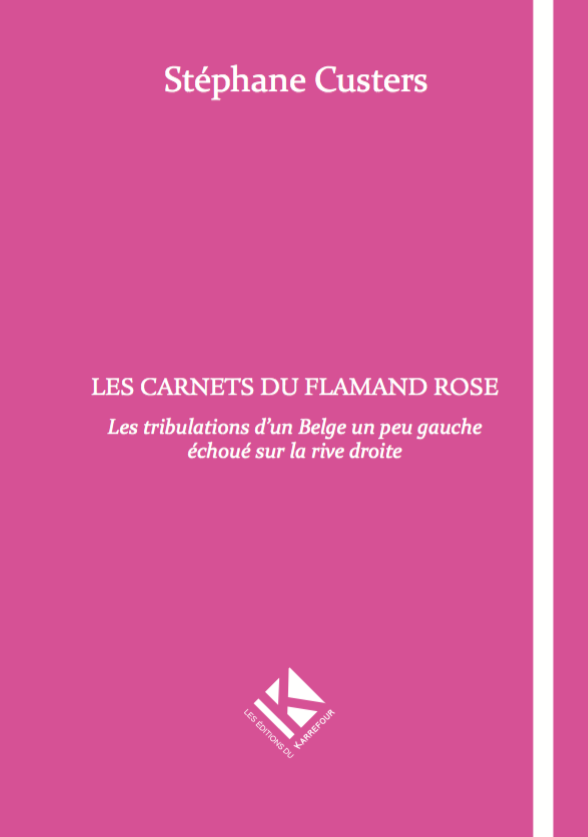 Image of LES CARNETS DU FLAMAND ROSE