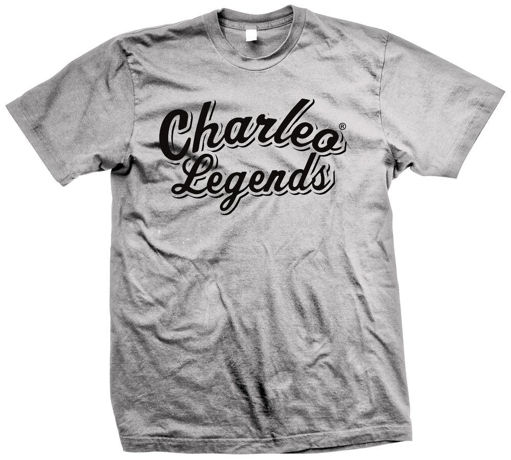 Image of The Original Charleo Legends Tee