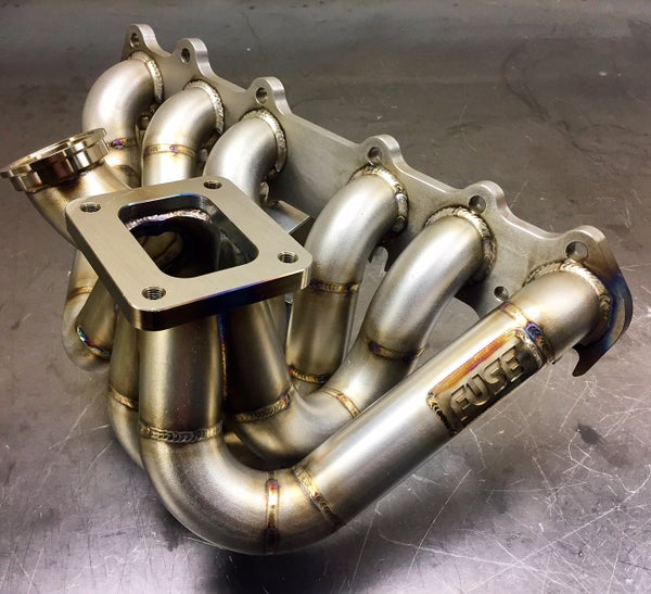 Image of 2JZGTE open T-4 manifold