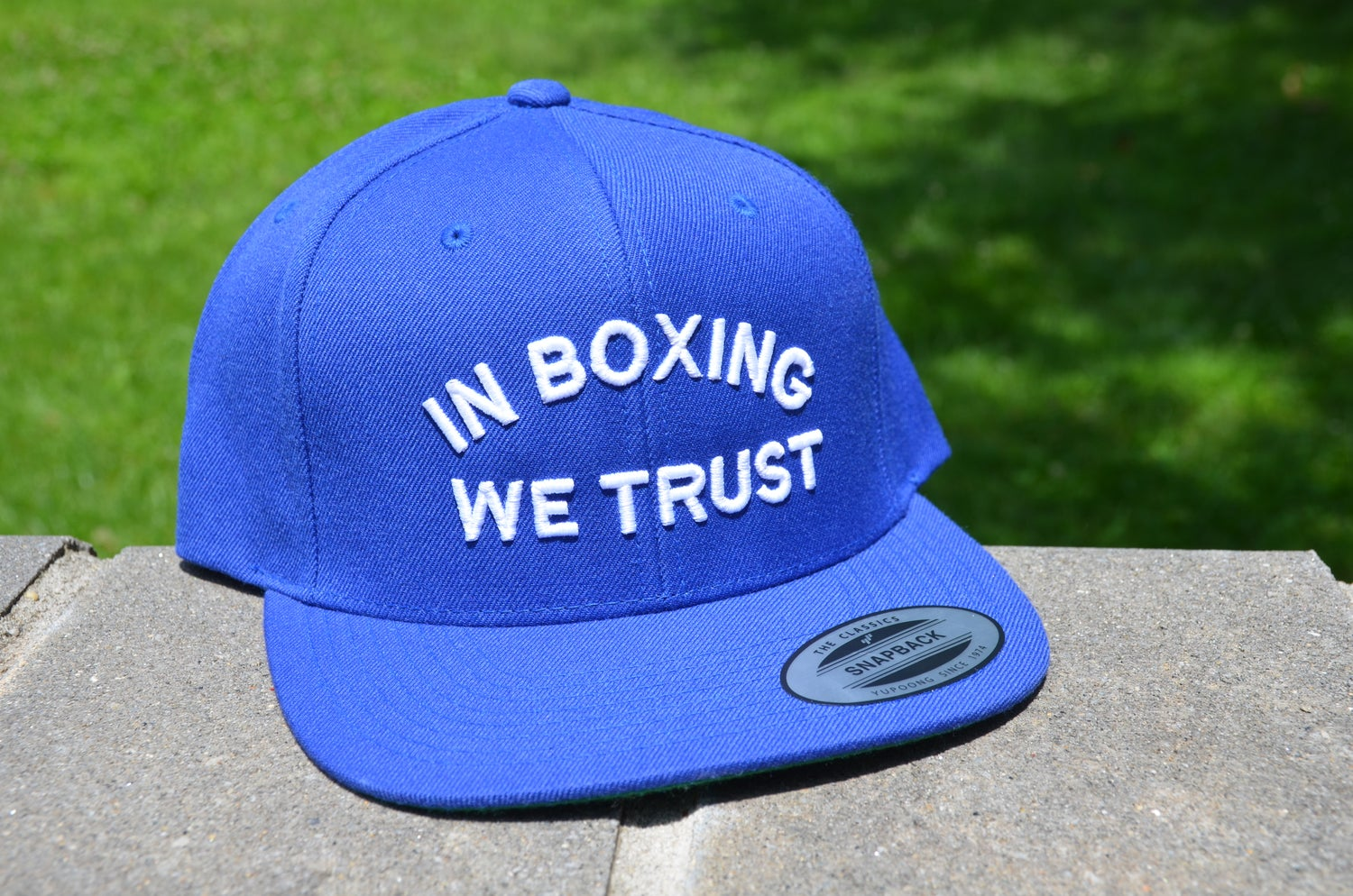Image of Royal Blue Boxing & Tacos SnapBacks