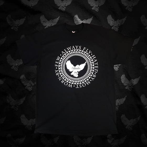 Image of Black/White SP T Shirt