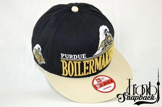 Image of Perdue Boilermakers NCAA New Era 950 Snapback
