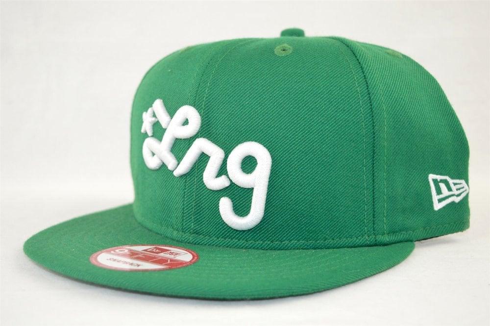 Image of LRG Green New Era 950 Snapback