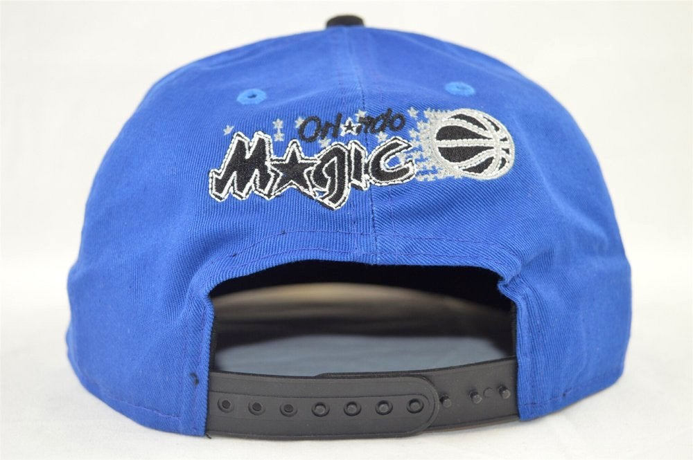 Image of Orlando Magics Blue & Black New Era 950 Snapback