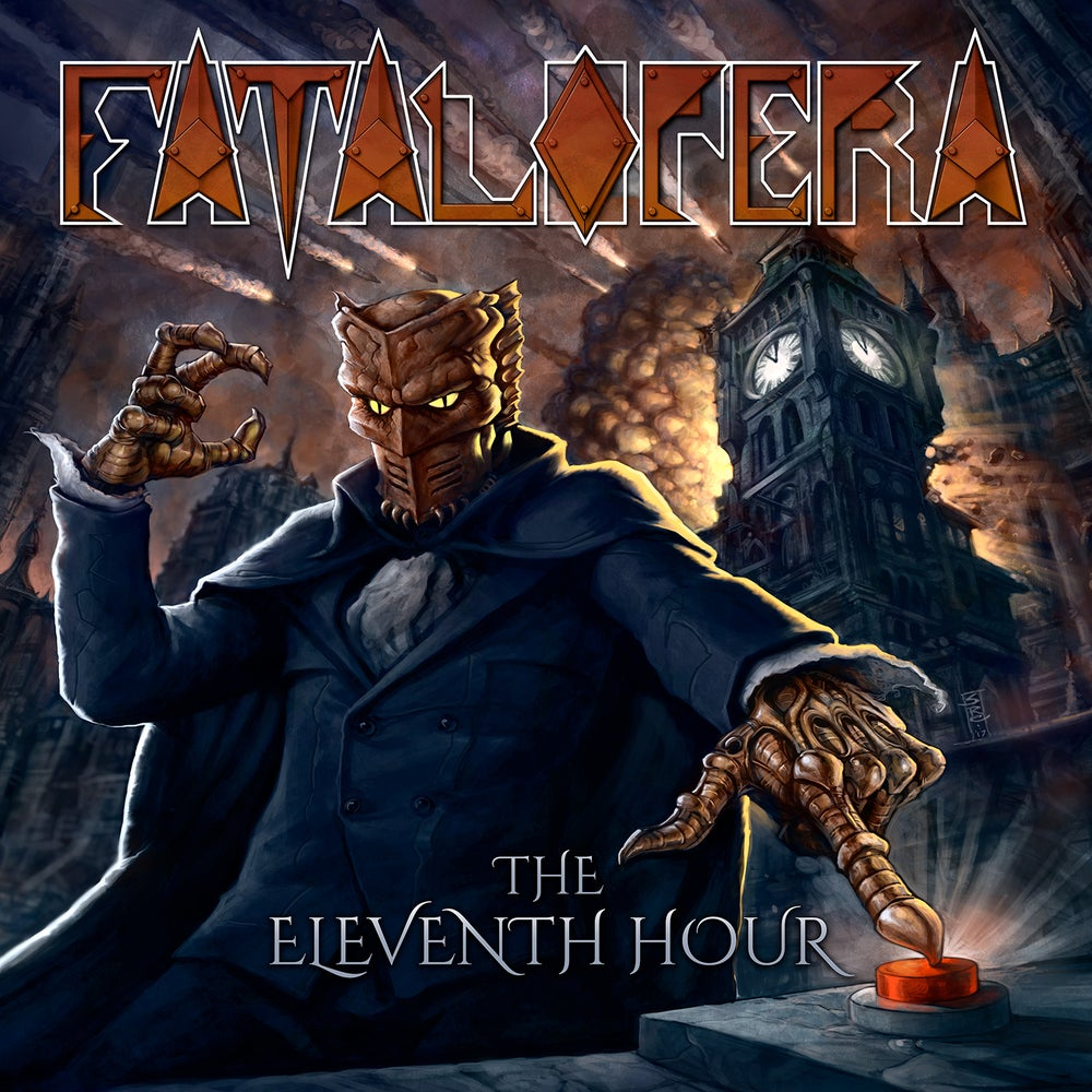 Image of FATAL OPERA - The Eleventh Hour