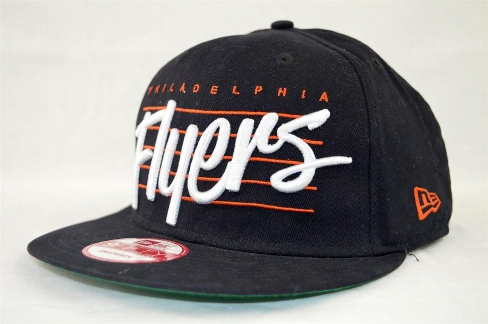 Image of Philadelphia Flyers Script New Era 950 Snapback