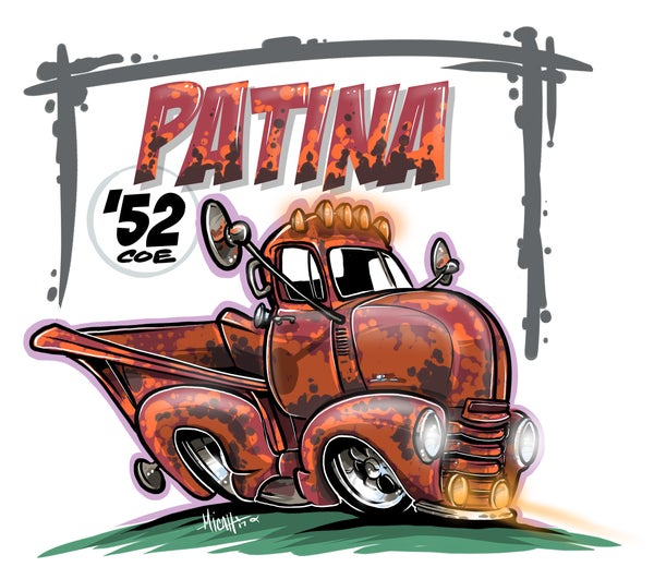 Image of '52 COE PATINA