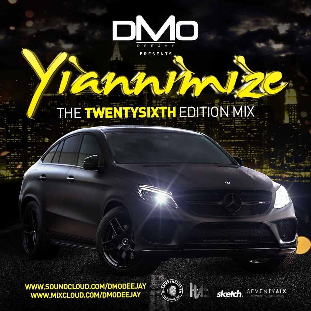 Image of Yiannimize Mix 26 Tracked CD