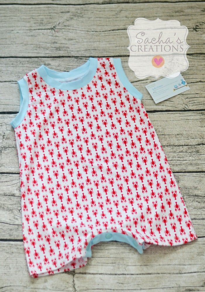 Image of Lobster Romper