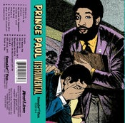 "Image of PRINCE PAUL ""ITSTRUMENTAL"" Limited Edition Cassette"