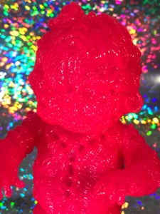 "Image of Neon Pink ""Pretty In Pink Edition"" Autopsy Zombie Staple Baby"
