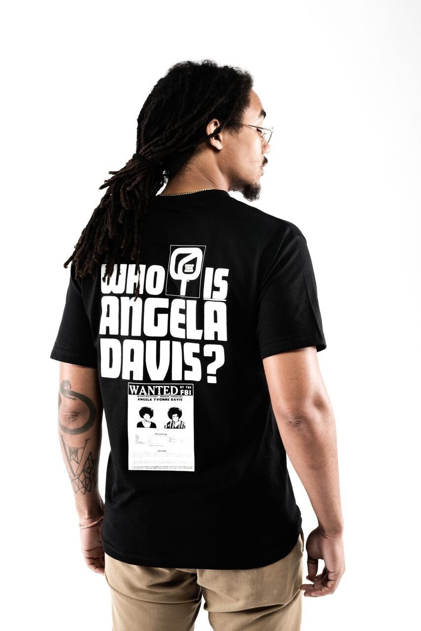 Image of WHO IS ANGELA DAVIS?