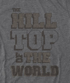 Image of Hilltop of The World Tee shirt
