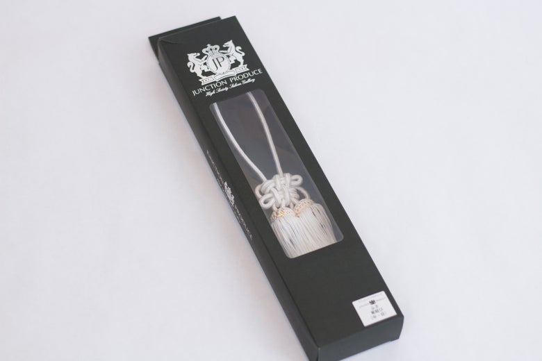 Image of Junction Produce Fusa Kiku Knot Medium White