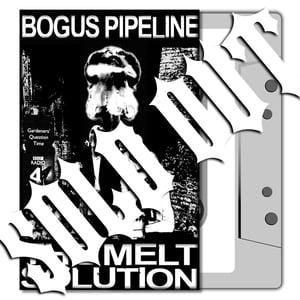 Image of BOGUS PIPELINE 'The Melt Solution' Cassette & MP3